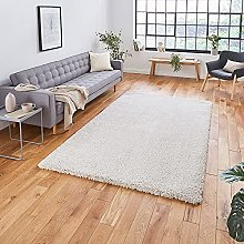 Think Rugs Sierra 9000 Heavy Weight Shaggy Pile