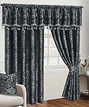 THL Chenille Blackout Heavy Jacquard Luxury