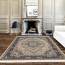 THL Premium Quality Traditional Rug Living Room