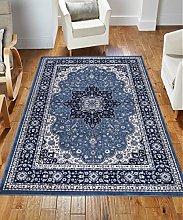 THL Rome Rug Floor Carpet Traditional Look Vintage