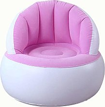 THMY Flocking Kids Sofa Chair, with Backrest and