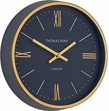 Thomas Kent 10'' Hampton Wall Clock Navy