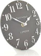 Thomas Kent - 6 Inch Arabic Dolphin Mantel Clock