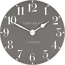 Thomas Kent Arabic Numerals Wall Clock, 30cm