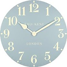 Thomas Kent Arabic Numerals Wall Clock