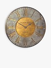 Thomas Kent Florentine Star Wall Clock, 76cm