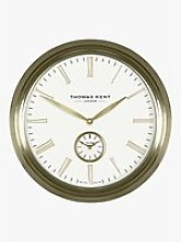 Thomas Kent Greenwich Roman Numerals Analogue Wall