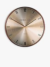 Thomas Kent Jewell Analogue Wall Clock, 53cm