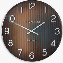 Thomas Kent Linear Analogue Wall Clock