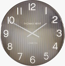 Thomas Kent Linear Analogue Wall Clock
