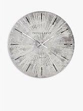 Thomas Kent Starburst Large Analogue Wall Clock,