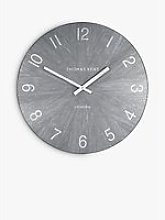 Thomas Kent Wharf Large Analogue Wall Clock, 114cm
