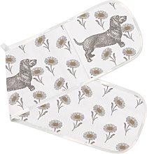 Thornback & Peel - Dog Daisy Oven Gloves