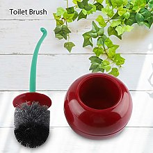 Thorough Cleaning Toliet Brush Set Easy Cleaning