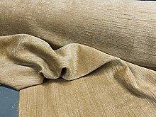 Thorpe Velvet Chenille Gold Sand Upholstery