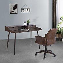 Thorsen Secretary Desk Ebern Designs