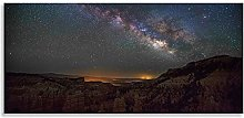 Thousand Face Bryce Canyon Starry Night Sky