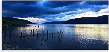 Thousand Face Loch Ness Blue Horizon Scotland