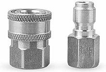 Threaded fittings Adapters Quick Couplers Car