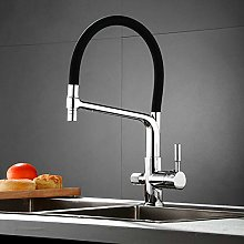 Three-in-one Faucet hot and Cold Kitchen Full