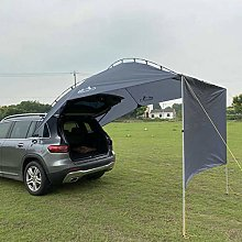 Thrivinger Awning Sun Shelter SUV Tent Auto Canopy