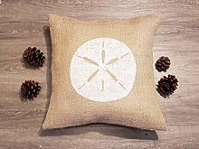 Throw Pillow Cover Custom Rustic Country Natural