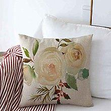 Throw Pillow Cushion Cover Case Vintage Autumn