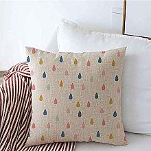 Throw Pillowcase Throw Pillow Cover Cushion Cover