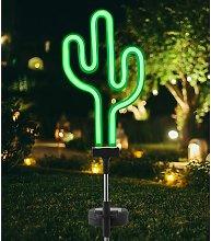 Thsinde - 10 Ones Design Solar Garden Stake