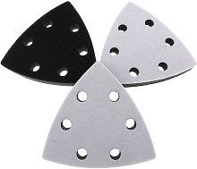 Thsinde - 2 pieces of perforated triangular