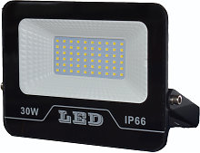 Thsinde - 30W Dimmable LED Floodlight, 100LM