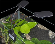 Thsinde - Ac110V 10W LED double head aquarium
