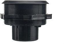 Thsinde - Air Conditioner Outlet, Round Black Air