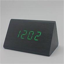 Thsinde - Alarm Clock Battery Multifunctional
