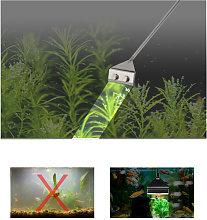 Thsinde - Aquarium cleaning tool, algae scraper,