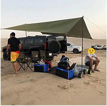 Thsinde - Awning, camping awning large size