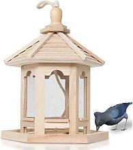 Thsinde - Bird Feeder, Hanging Feeder, Waterproof