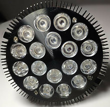 Thsinde - Black Light Lamp, 54W Purple Light