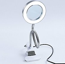 Thsinde - Clip-on LED Desk Reading Lamp - USB