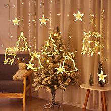 Thsinde - Curtain Lights, Tree String Curtain LED