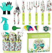 Thsinde - Garden Tool Set Gardening Gifts - 13