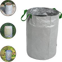 Thsinde - Gray Round Garden Bag 45 x 63 cm PE