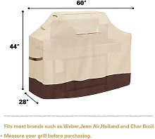 Thsinde - Grill cover, 58-inch waterproof grill