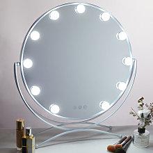 Thsinde - LED Mirror Light 3 Color / 10 Brightness