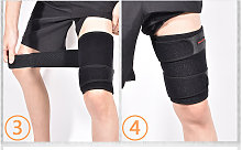 Thsinde - Medical Thigh Compression Leg Covers