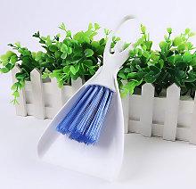 Thsinde - Mini Dustpan and Brush Set, Portable