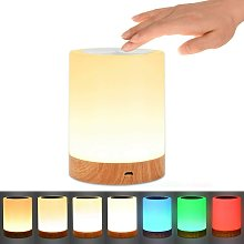 Thsinde - Night Light, Touch Lamp for Bedrooms