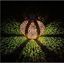 Thsinde - Outdoor LED Solar Lantern Outdoor Garden