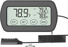Thsinde - Reptile Thermometer, Aquarium