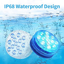 Thsinde - Submersible LED lights, multi-color